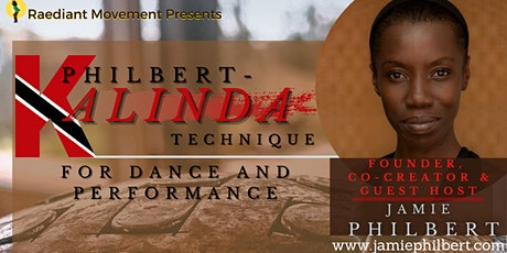Philbert Kalinda Technique For Dance and Performance tickets