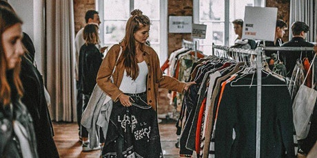Spring Vintage Kilo Pop Up Store • Trier • Vinokilo billets