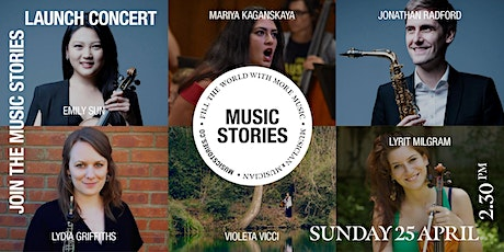 Music Stories Live Launch Concert tickets