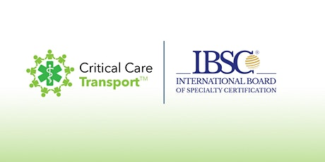 Critical Care Transport Comprehensive Review Course© tickets