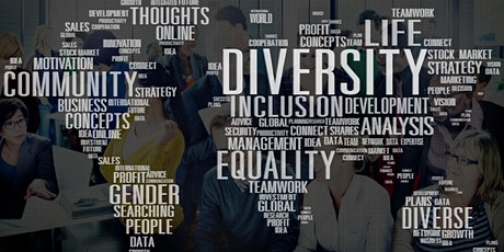 Equality, Diversity & Inclusion in the Workplace (via Zoom) £55pp tickets