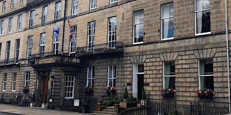 Edinburgh Careers Fair billets