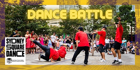 Sydney Square Dance Festival Battle tickets