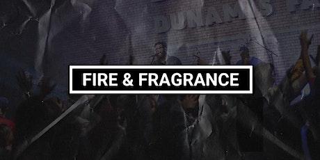 Matrícula - Fire & Fragrance DTS 2021 ingressos