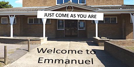 Emmanuel Church Service Sunday 10.30-12.00 tickets