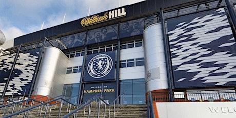 Glasgow Careers Fair billets