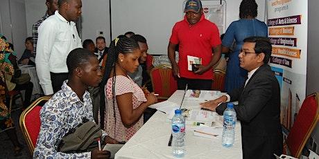 Nansana international online education fair 2021 tickets