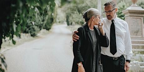 OCO Webinar - Grief and Bereavement tickets