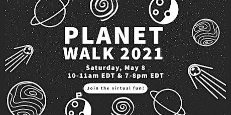 PLANET WALK 2021 tickets
