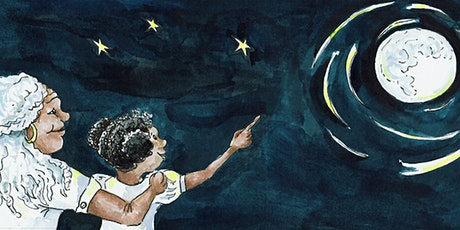 Fly Me to the Moon: Online Storytelling for families with 3 - 5 year olds tickets