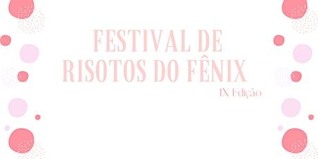 Festival de Risotos do Fênix - IX Edição ingressos