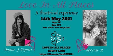 Love In All Places tickets