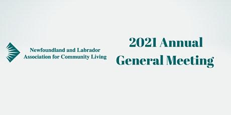 NLACL's Annual General Meeting 2021 tickets