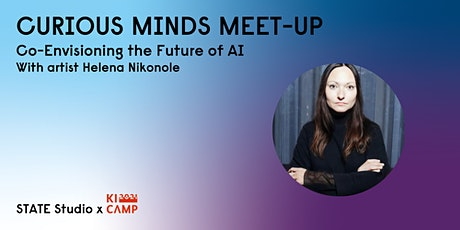 Curious Minds Meetup: Co-Envisioning the Future of AI tickets