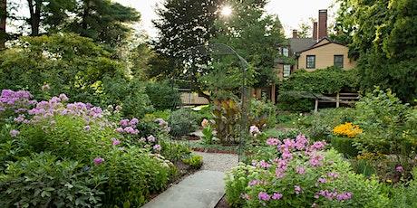 Connecticut's Historic Gardens Day at the Butler-McCook House & Garden tickets