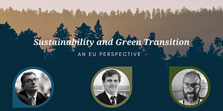 Sustainability and Green Transition: an EU perspective tickets