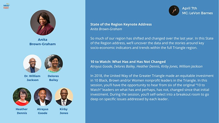 THRiVE 2021: Virtual Leadership Summit image