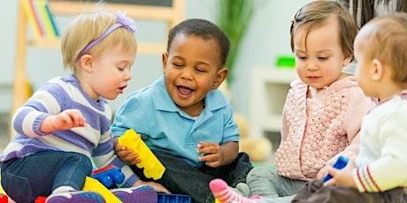 Brain Builders: Toddler Years tickets