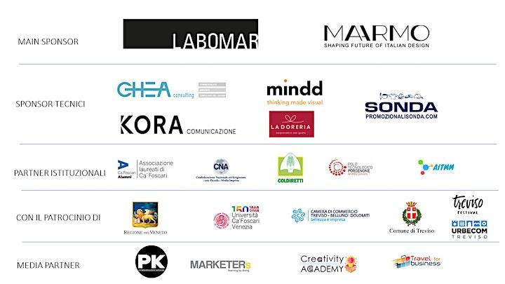 Immagine Creativity Future Talk Ed. 7  con Lorraine Berton e Valter Fraccaro
