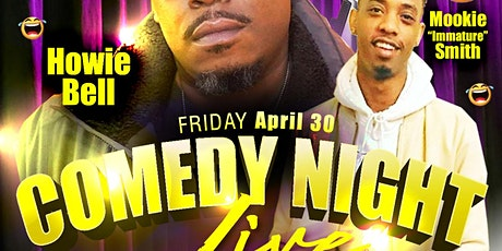 Queen City Omegas Comedy Night tickets