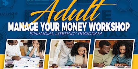 Manage Your Money Workshop tickets
