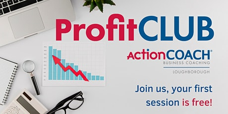 ProfitCLUB: Small Group Business Coaching tickets