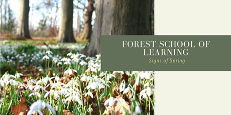 Forest School: Signs of Spring tickets