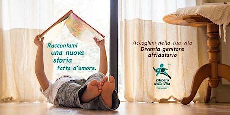 AFFIDO FAMILIARE con L'ALBERO DELLA VITA - Webinar introduttivo biglietti