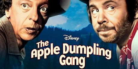 Popcorn Flicks- The Apple Dumpling Gang tickets