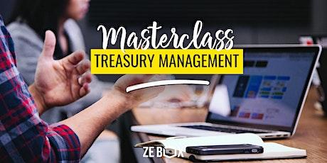 [MASTERCLASS] Treasury management: KPI's & cash forecasting  - w/ EY billets