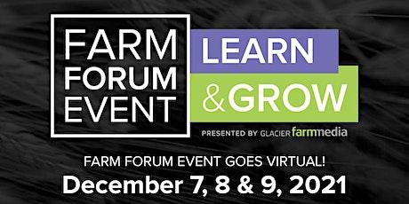Farm Forum Event 2021 tickets