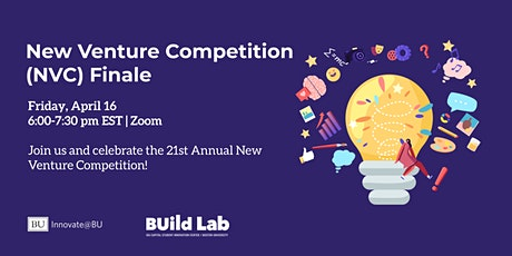 Innovate@BU Annual $64K New Venture Competition Finale tickets