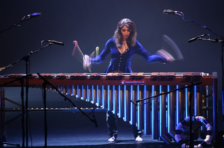 Practising, Listening, Performing with Dame Evelyn Glennie image