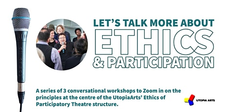 Let's talk more about... Ethics of Participation tickets