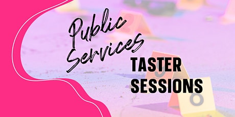 Taster - Public Services: Introduction to Law – Become the Judge tickets