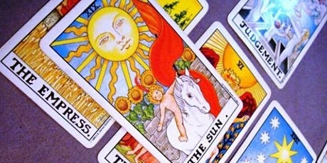 Full Moon Tarot Online Gathering tickets