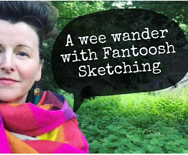 Sketch & Wander for Wellbeing: The River image