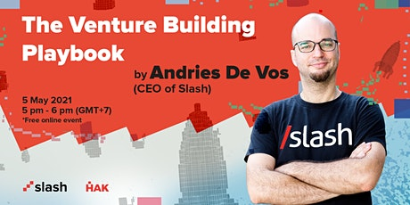 The Venture Building Playbook: Systematically Architect & Build Startups tickets