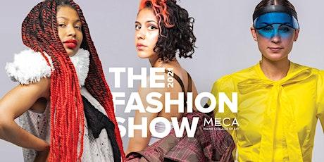 The MECA 2021 Fashion Show tickets