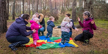 Waddle Toddle - Inchbroom Woods, Lossiemouth tickets