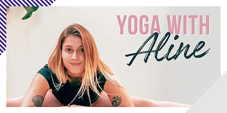 Yoga with Aline - Switch off and relax tickets