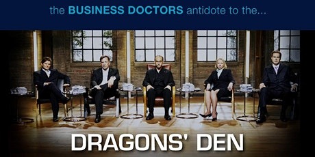 Antidote to the Dragons Den tickets