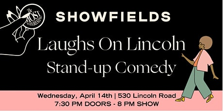 Laughs On Lincoln - Stand Up Comedy tickets