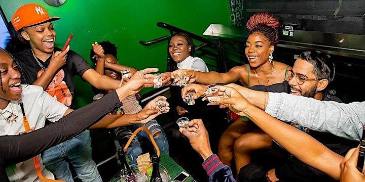 Exhale Sundays | International Party 3Pm -8Pm @ CRU Midtown #GQEVENT image