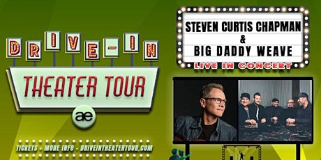 VOLUNTEER- Steven C Chapman & Big Daddy Weave  / Austin, TX (By Synergy) tickets