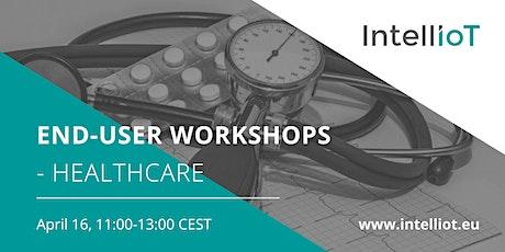 End-User Workshop - Healthcare tickets