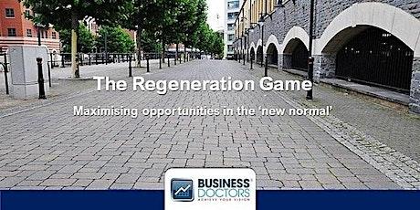 Regeneration Bootcamp tickets