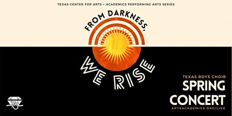 From Darkness, We RISE tickets