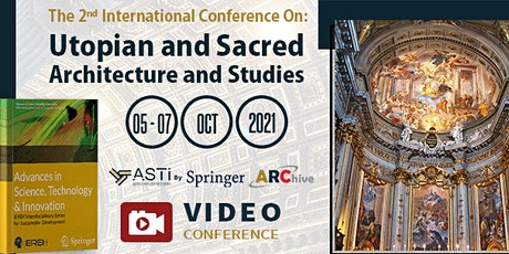 Utopian and Sacred Architecture Studies (USAS) - 2nd Edition Conference Tickets