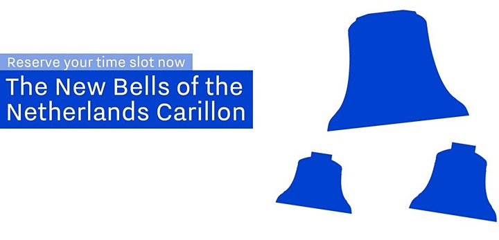 """Outdoor Exhibition: """"The New Bells of Netherlands Carillon"""" MAY 6-8 image"""